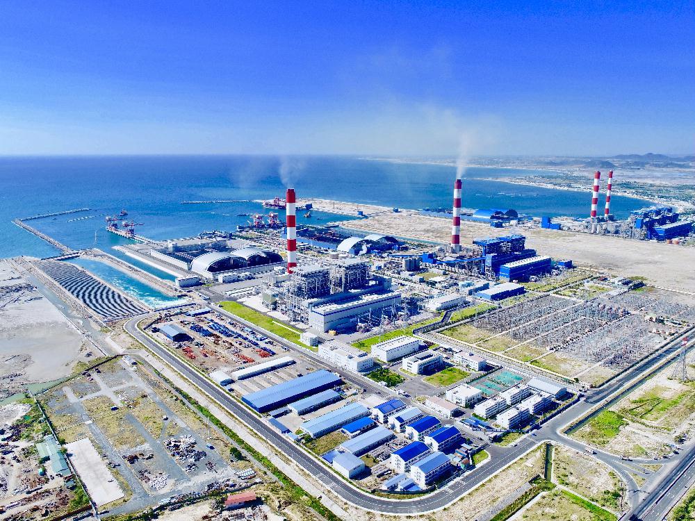 越南永新电厂一期工程获越南工程建设、设计最高荣誉